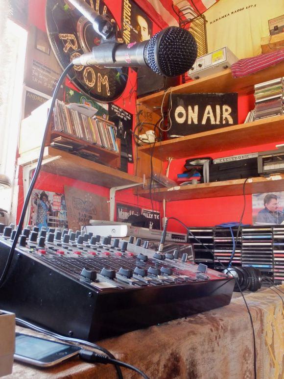 Radio Karamea, 1/3/13