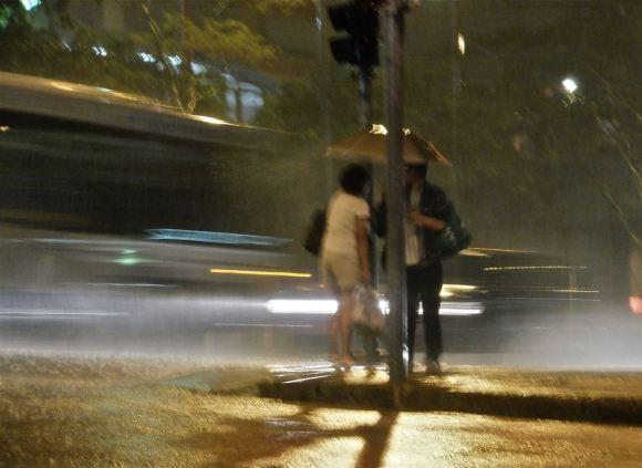 Thunderstorm, Brisbane, 24/3/13