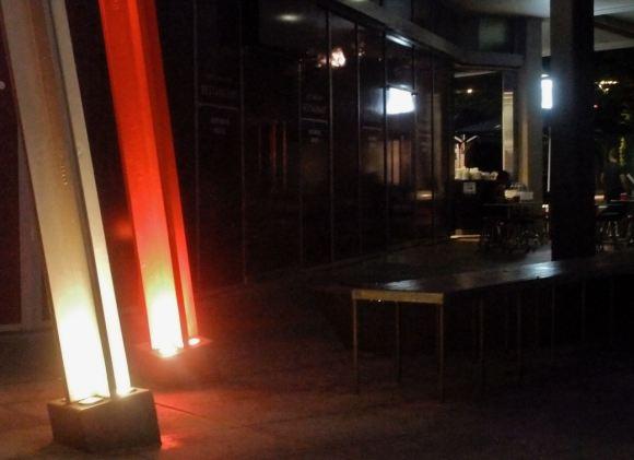 Greystone bar, 17/4/13