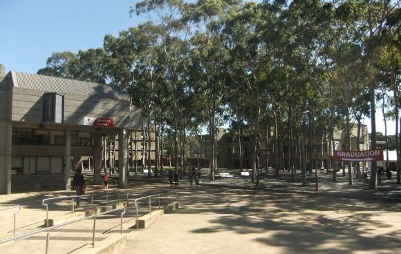 Macquarie University, 23/4/13