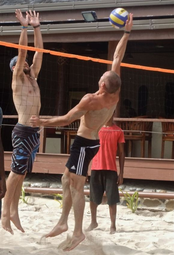 Beach volleyball, 20/5/13