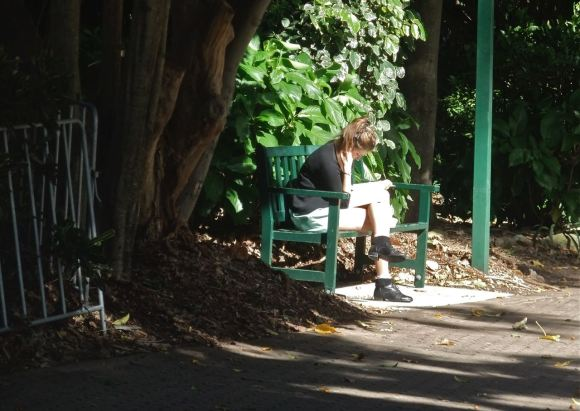 Botanical garden, 3/5/13