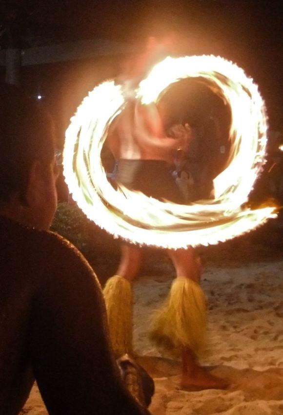 Nadi fire show, 15/5/13