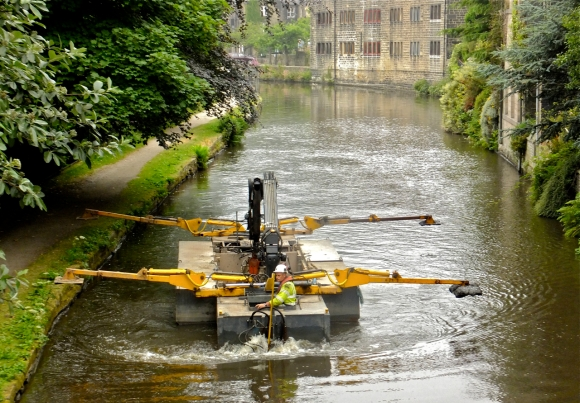 Canal contraption, 22/7/13