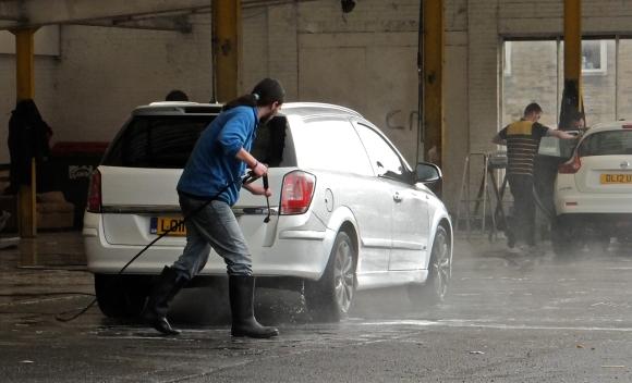 Car wash, 21/9/13