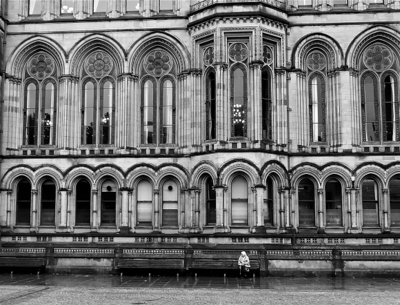 Manchester town hall, 17/9/13