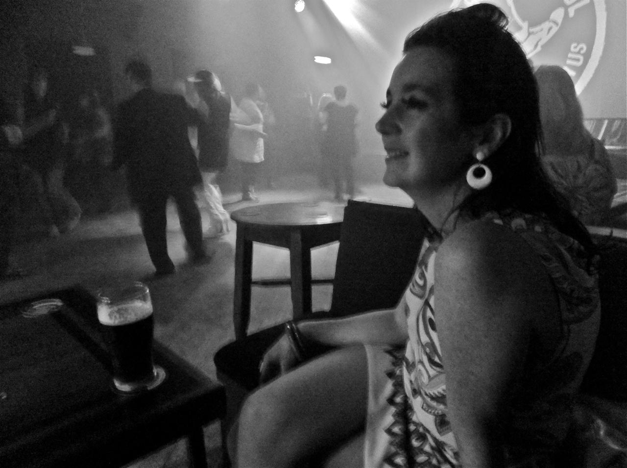 Clare club night, 4/10/13