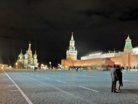 Red Square, 22/10/13