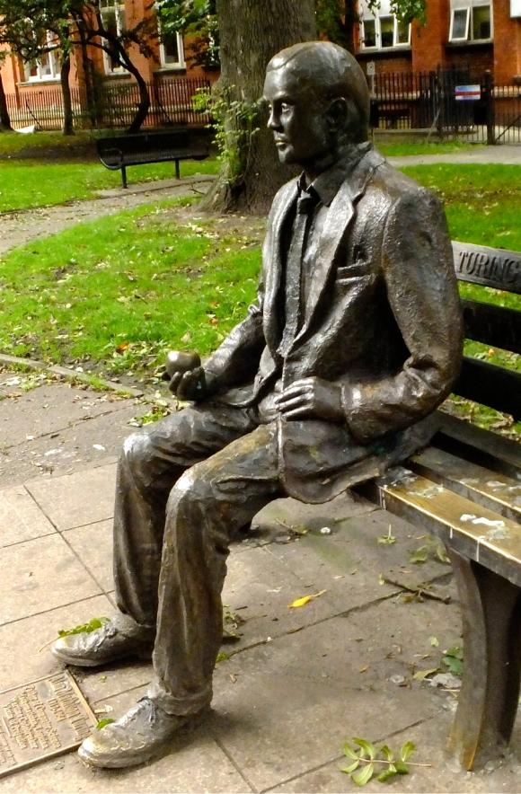 Turing memorial, 7/10/13