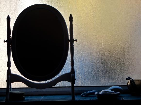 Bathroom window, 19/11/13