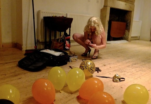 Liberty Belle balloons, 27/11/13