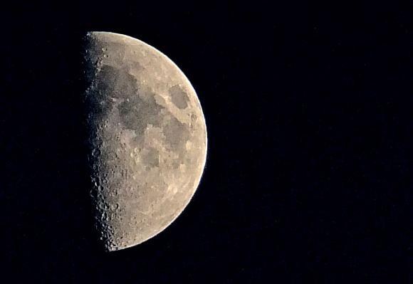 Moon, 10/11/13