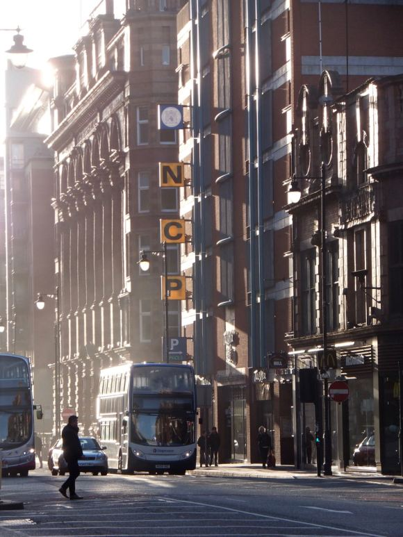 Oxford Street, 19/12/13