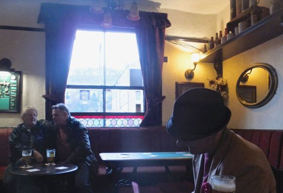In the pub, 8/2/14
