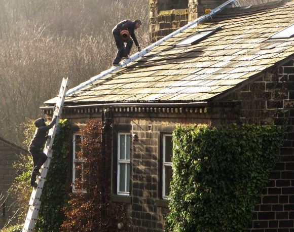 Roofers, 26/2/14