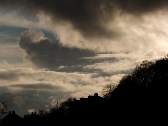 Cloud Man, 22/3/14