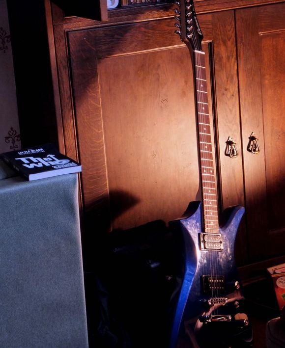 Electric guitar, 2/3/14