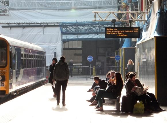 Platform 1, 13/3/14