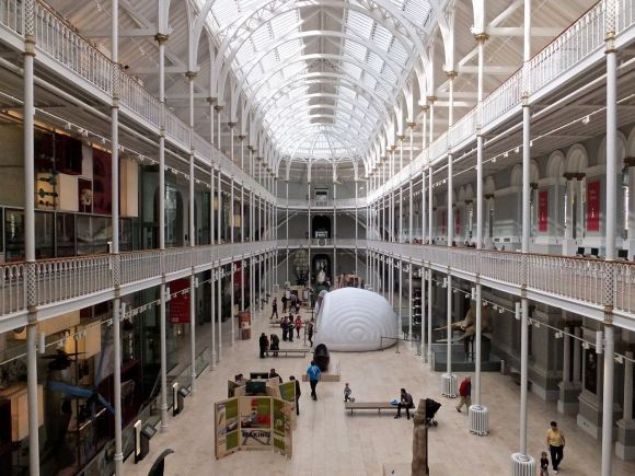 National Museum of Scotland, 6/4/14