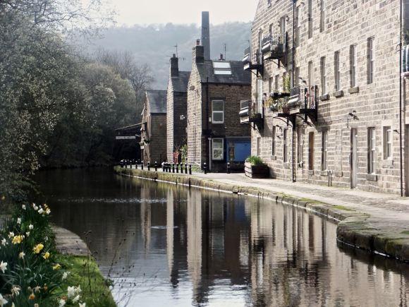 Rochdale canal, 10/4/14