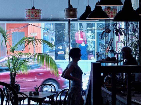Cafe Mooch, 16/5/14