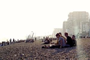 Brighton beach, 24/6/14