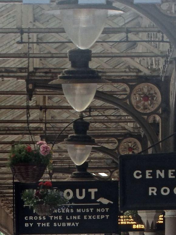 HB station roof, 30/6/14