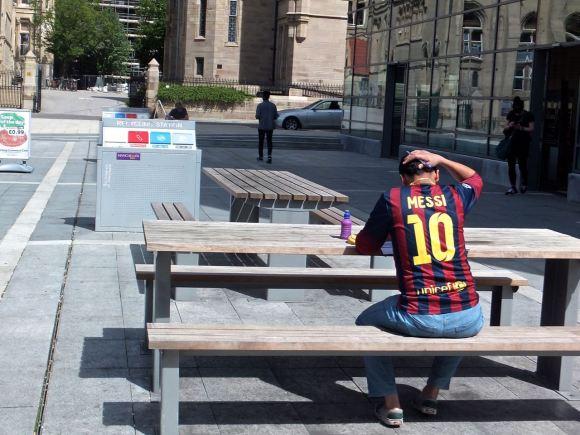 Messi, 12/6/14