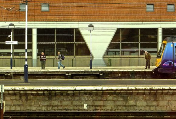 Trainspotters, 26/2/14