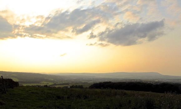 Pendle Hill, 31/7/14
