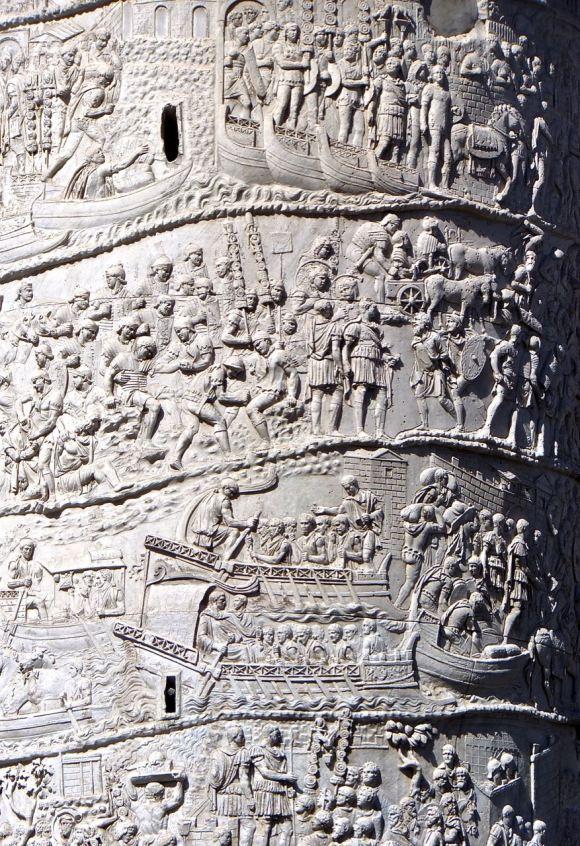 Trajan's column, 21/7/14