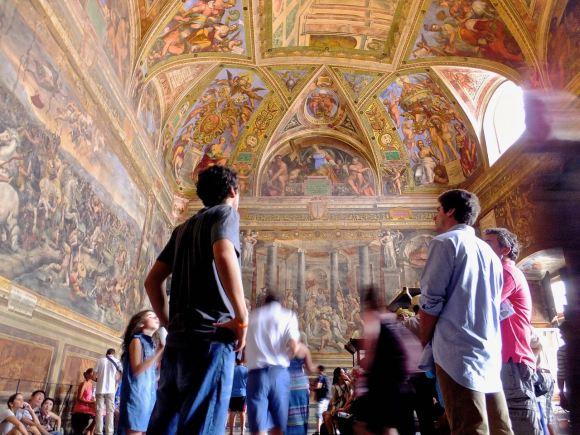 Vatican, 25/7/14