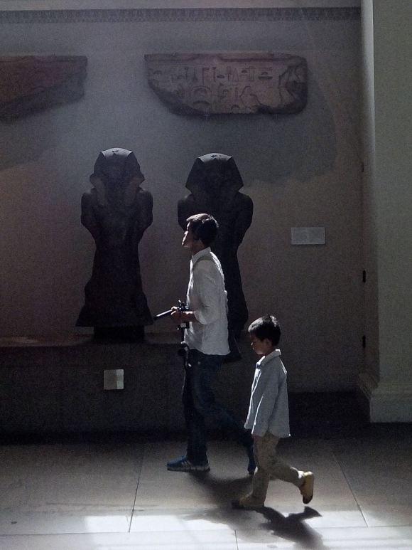 British Museum, 16/8/14