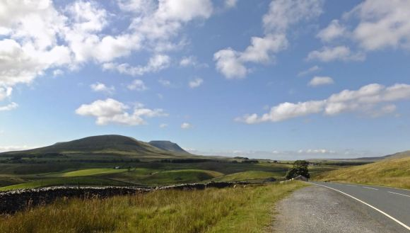 Ingleborough, 26/8/14