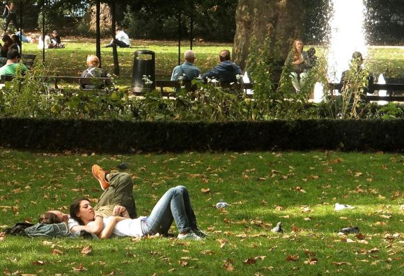 Russell Square, 16/9/14
