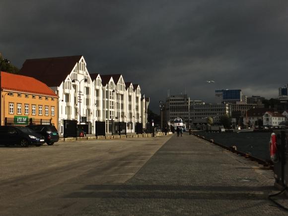Stavanger storm, 9/9/14
