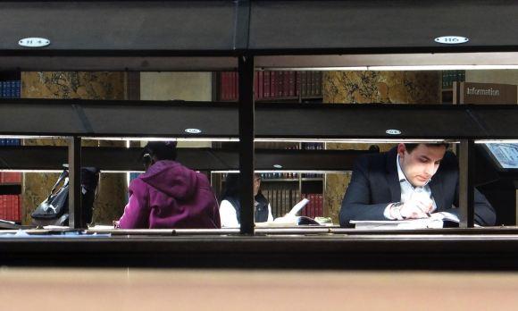 Reading room, 8/10/14