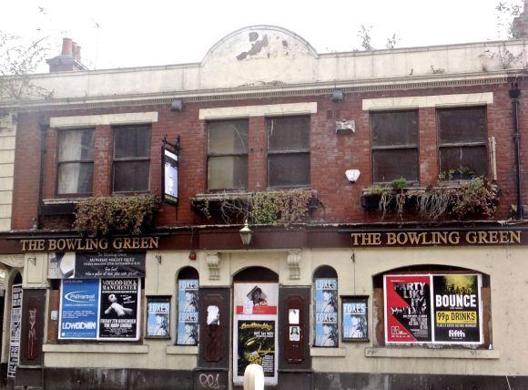 Bowling Green pub, 4/11/14