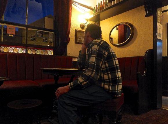 Lee, Friday evening, 14/11/14
