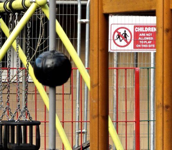 Playground, 9/11/14