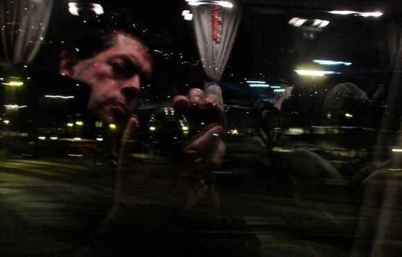 Selfie, Flybussen, 28/11/14