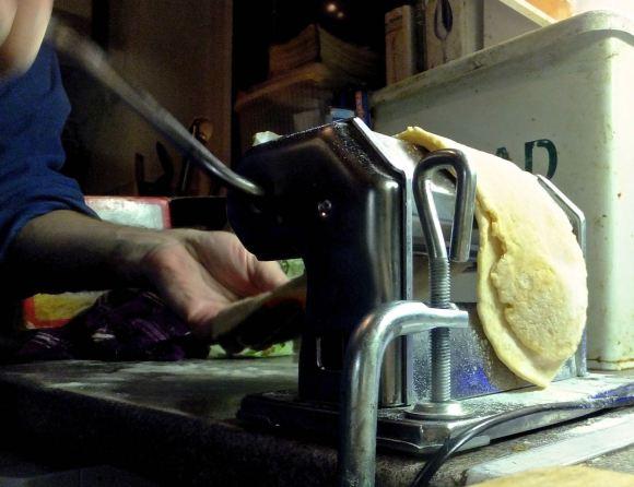 Making pasta, 14/12/14