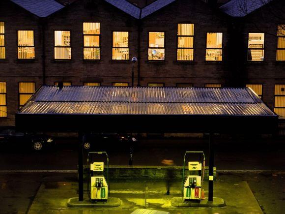 Petrol station, 12/12/14