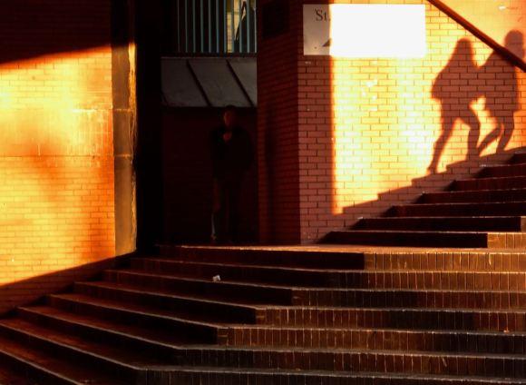 Three shadows, 2/12/14
