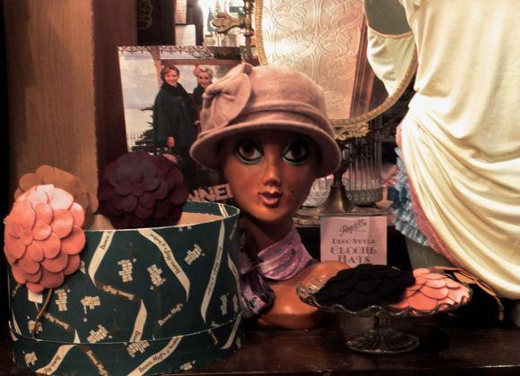 Hat shop, 11/1/15