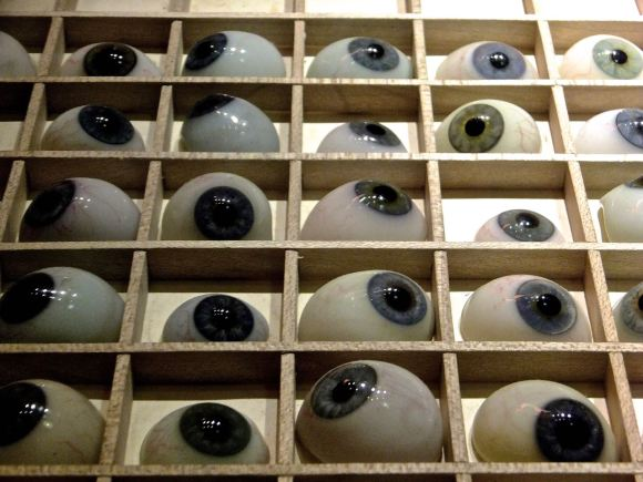 Glass eyes, 19/2/15