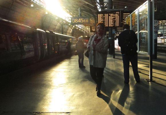 Platform 9, Leeds, 27/2/15