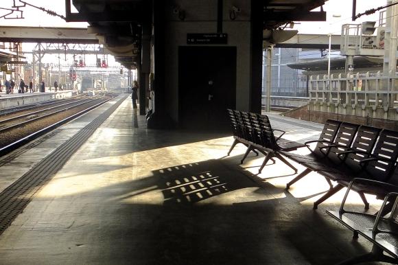 Platform 12, 24/3/15