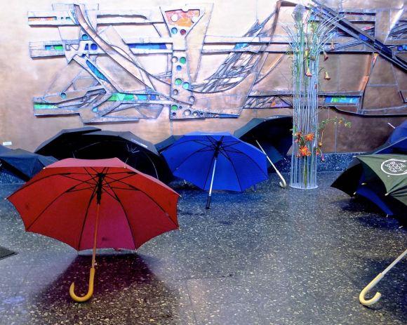 Umbrellas, 20/3/15