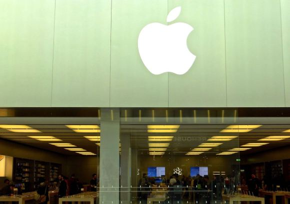 Apple store, 13/4/15